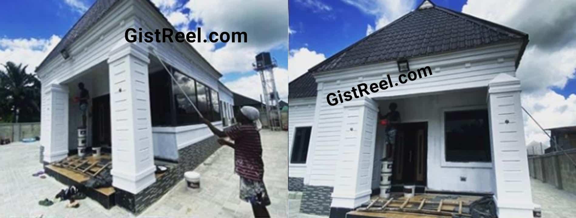 Erigga shows off his new mansion