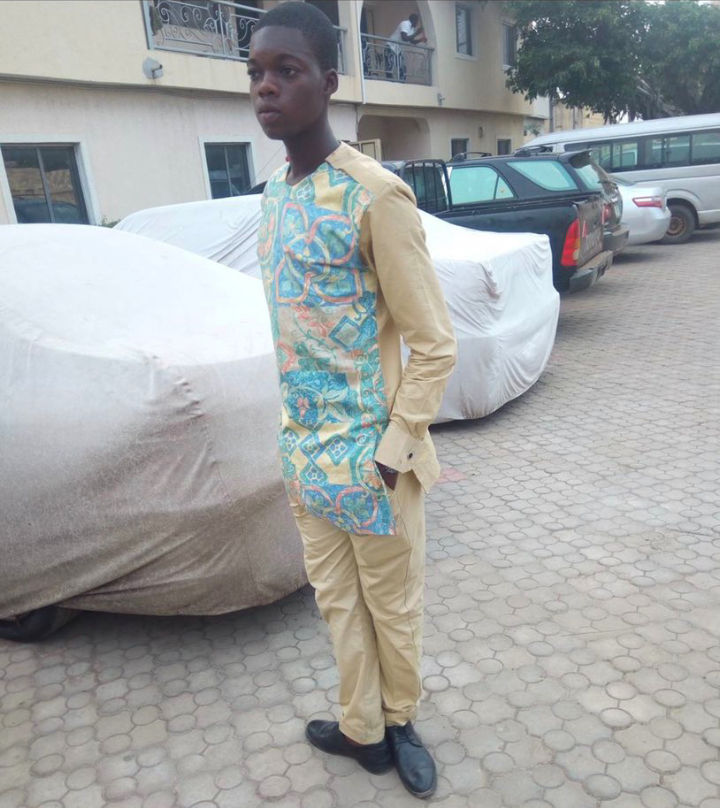 Cute Abiola shares several throwback photos to motivate his fans