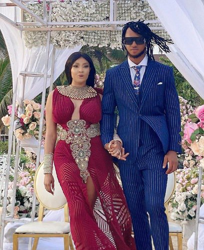 Angela Okorie marries fiance