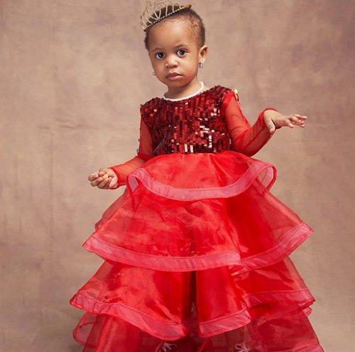 Reminisce Celebrates Daughter On Her Birthday
