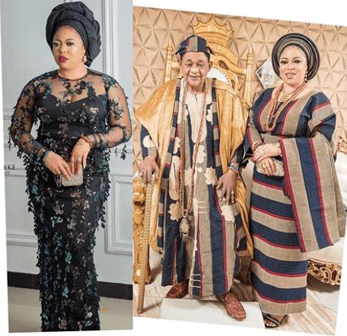 Alaafin of Oyo wife